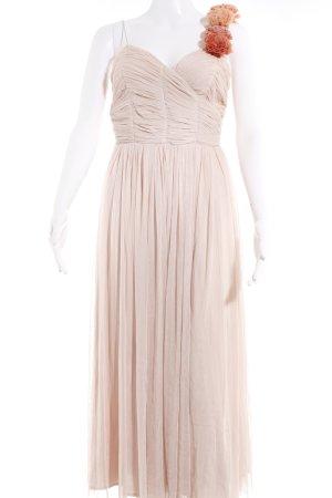 Asos Tall Midi-jurk stoffig roze-abrikoos elegant