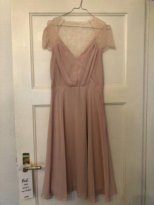 Asos Tall Midi Dress light pink-pink