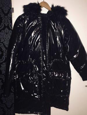 Asos Tall Parka black polyamide