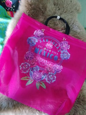 Asos Tasche Strandtasche Shopper Mexiko Mexico