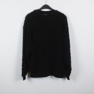 Asos Sweater zwart Polyester