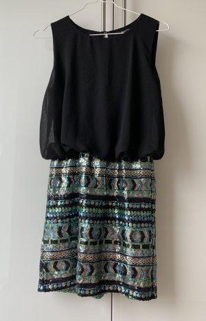 ASOS TFNC London Kleid mit Pailletten Größe S