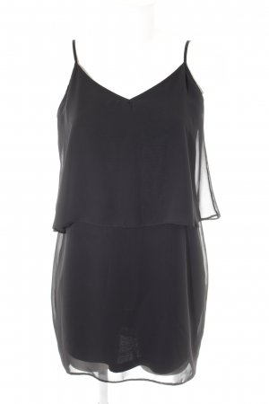 Asos Trägerkleid schwarz schlichter Stil