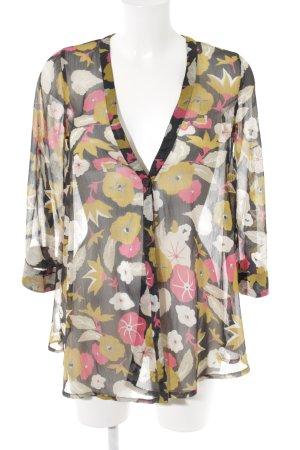 Asos Transparante blouse bloemen patroon Beach-look