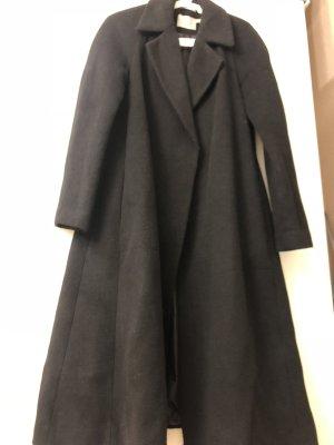 Asos Wool Coat black