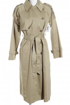 Asos Trench color cammello stile professionale