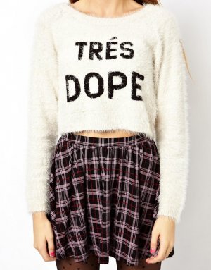 ASOS – Tres Dope – Pullover - Gr. 38