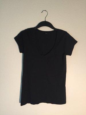 ASOS Tshirt Baumwolle 34 schwarz