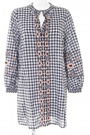 Asos Tunic Dress check pattern casual look