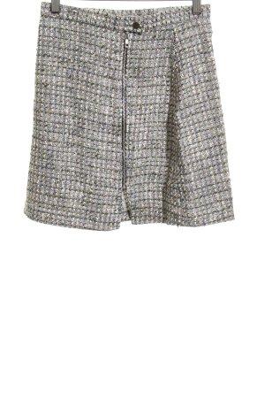 Asos Falda Tweed Patrón de tejido look casual