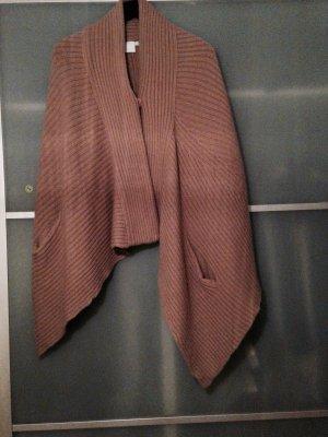 Asos Poncho beige laine