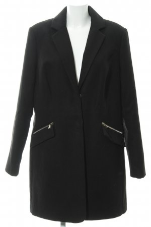 Asos Winter Coat black-gold-colored