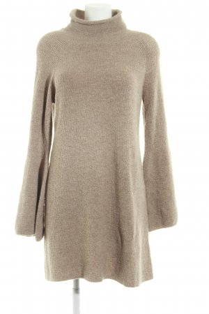 Asos Wollkleid beige Casual-Look