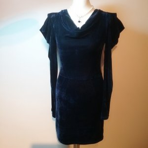 Asos wunderschönes Kleid Gr 36 Neu Dunkelblau