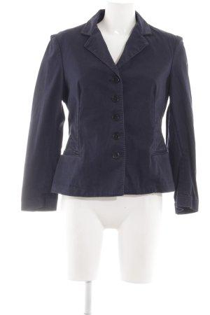 Aspesi Short Blazer blue business style