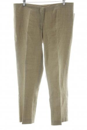 Aspesi Pantalone di lino beige chiaro stile casual