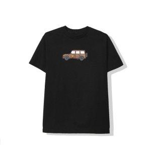 Oversized shirt veelkleurig