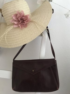 Assima Crossbody bag bordeaux-brown red