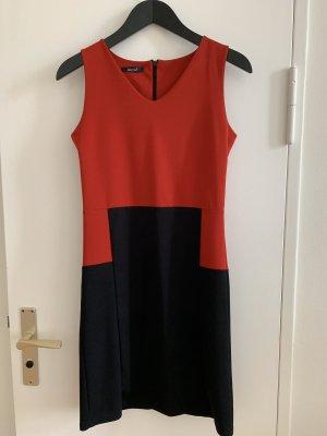 Assuili Sheath Dress black-red