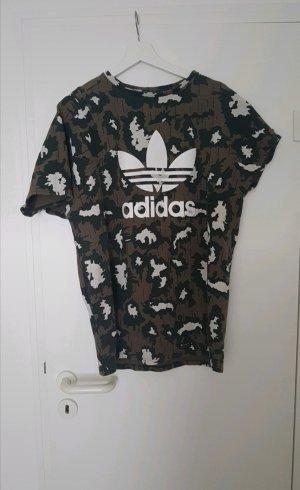 Assymetrisches Adidas Kleid