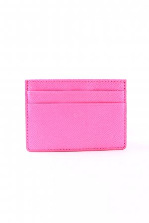 Astrid&Miyu Card Case neon pink classic style