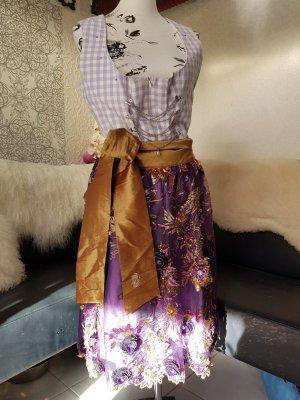 Astrid Söll Dirndl violet-violet