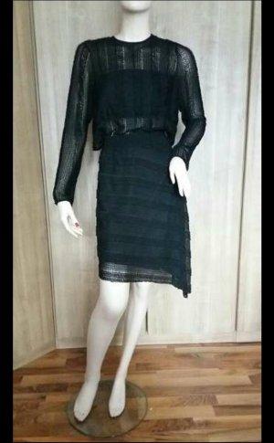 Asymetrisches Kleid von Zara Gr. 38/M