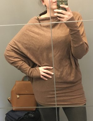 Sweater Dress light brown