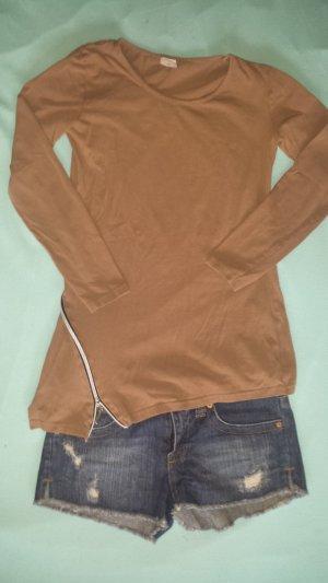 Maglione marrone chiaro