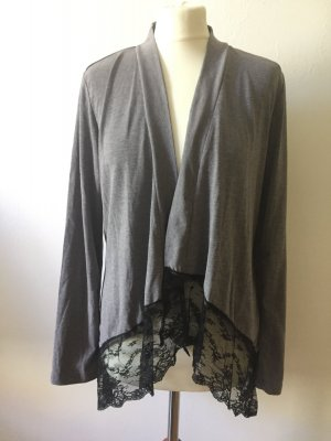 Shirt Jacket grey-black