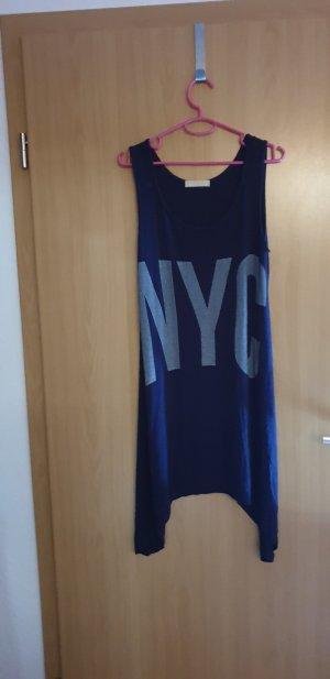 Asymmetrische Sommer Kleid/longoberteil  40/L
