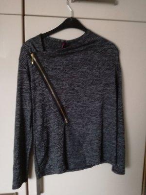 Jacket silver-colored-grey