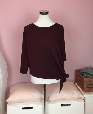 asymmetrischer Pullover von Bershka