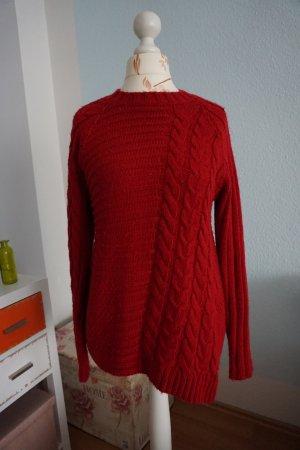 asymmetrischer Pullover von Mango
