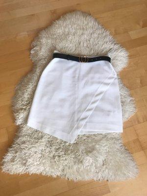 Primark Asymmetry Skirt white