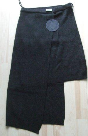 Vero Moda Jupe tricotée noir viscose