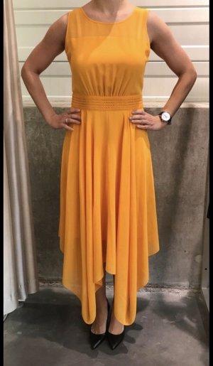 Asymmetrisches Chiffon Kleid #neuwertig