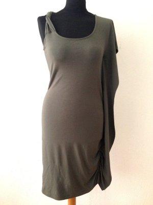 Asymmetrisches Jersey Kleid von Supertrash, Gr. M (38/40), ungetragen