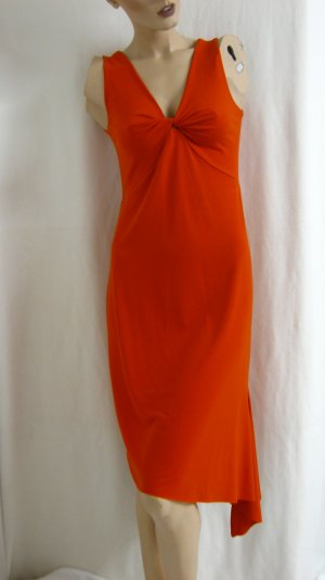 asymmetrisches Kleid, Gr. 34(36)