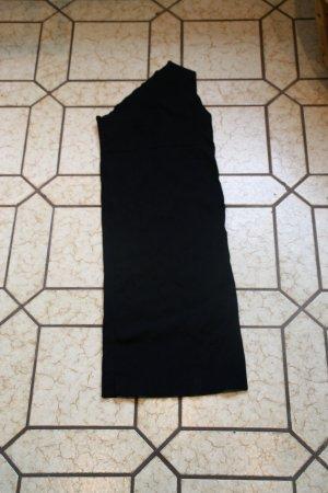 Asymmetrisches Kleid von Vila in Schwarz