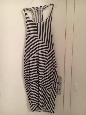 Asymmetrisches Midi-Dress / Gr. L / Weekday