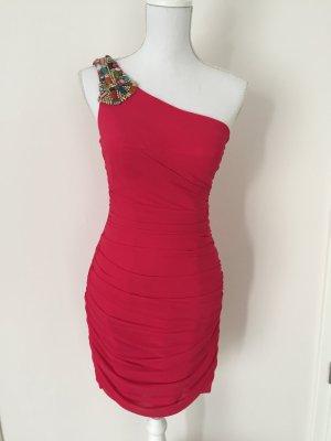 Asymmetrisches Party/Cocktail Kleid
