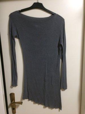 Asymmetrisches Shirt, mega Stoff, Italienisch