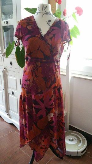 Sure Midi-jurk veelkleurig Polyester