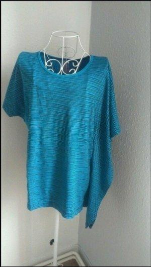 Asymmetrisches Zumba Shirt Xs/S