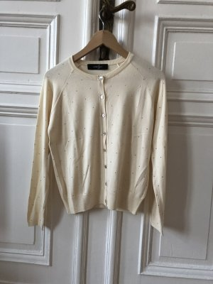 Atelier Cardigan pale yellow