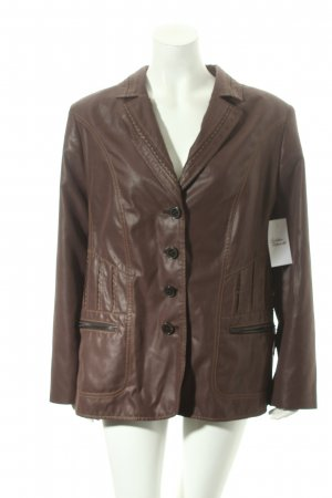 Atelier Creation Blazer dark brown