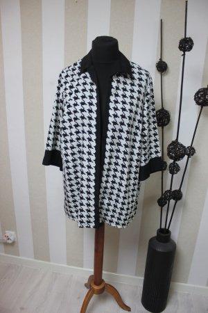 Atelier Creation Blouse white-black