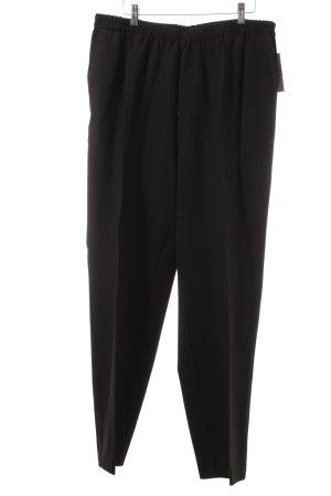 Atelier Creation Stoffen broek zwart klassieke stijl