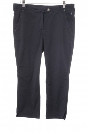 Atelier Gardeur 7/8 Length Trousers dark blue casual look